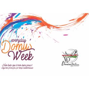 Domus Week – Jantar (individual)